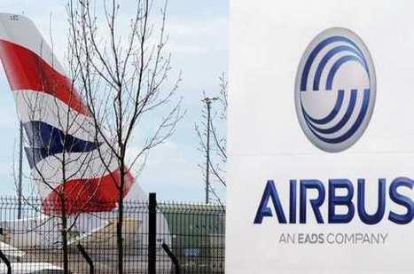 Airbus double son bénéfice, le titre bondit en Bourse   Aéro   Scoop.it