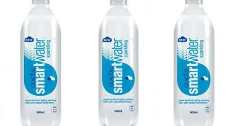 Glacéau Smartwater unveils new variant in 600ml PET bottle   Innovation Pack   Scoop.it