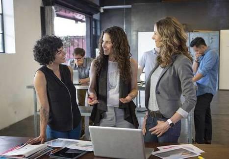 Le travail dans dix ans : ce qu'en pensent les femmes - Elle | Management & Business | Scoop.it