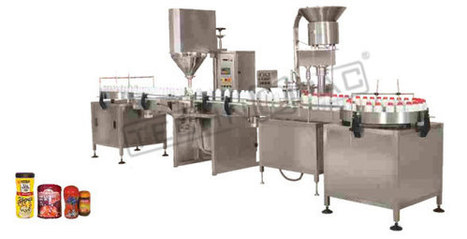 Fully Automatic Powder Filling Machine Manufacturer, Exporter - Coimbatore, India   Powder Filling Machine Manufacturer   Scoop.it