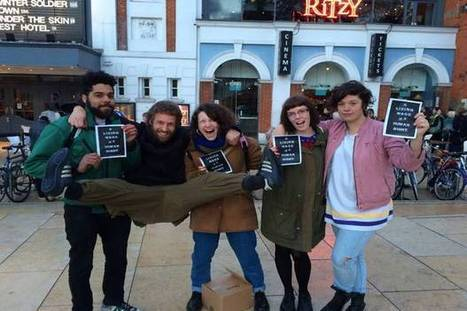 Staff face sack after Picturehouse Cinemas agree to pay Ritzy workers London Living Wage   F583 The Economics of work and leisure   Scoop.it