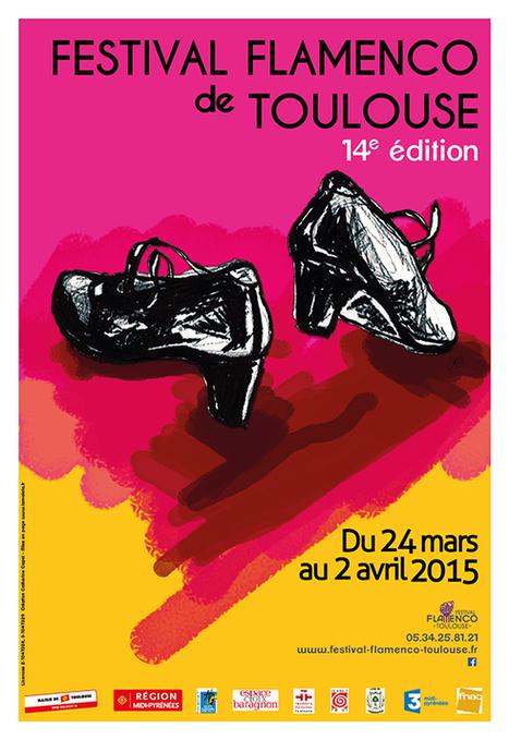 Festival 2015 - Festival Flamenco Toulouse 24 March to 2 April 2015 | France Festivals | Scoop.it