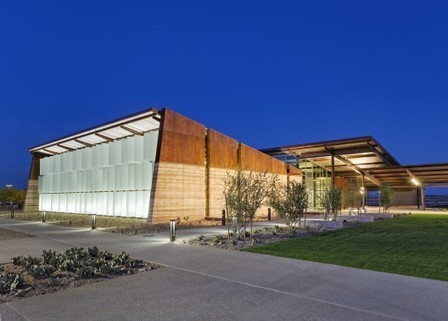 A Sustainable Campus: Central Arizona College by SmithGroup | sustainable architecture | Scoop.it