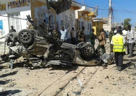 Seven dead in car bomb attack on armed convoy in northern Somalia | The Pulp Ark Gazette | Scoop.it