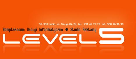 Kompleksowa obsługa reklamowa firm. Kompletna obsługa reklamowa. Pracownia reklamy: www.level5.pl .   Skuteczne reklamy w lubinie   Scoop.it