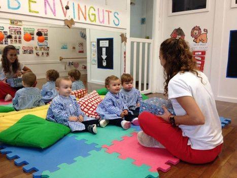 Gaudim amb la Dàmaris Gelabert !! -Escola Infantil PEGGY | Actualitat dels centres de Sarrià-Sant Gervasi | Scoop.it