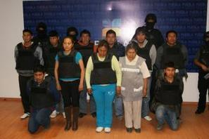 La Procuraduría de Puebla desarticula a banda de robo de vehículos con mercancía | Puebla | Tipos de Robo Dogmática Jurídica Penal (P.E) | Scoop.it