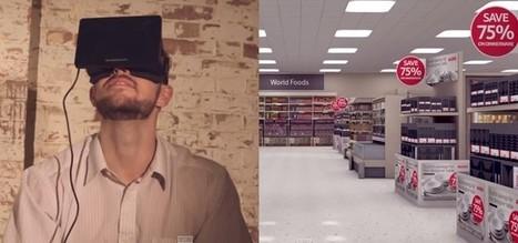 Oculus Rift : 5 exemples d'utilisation marketing | Marketing, e-marketing, digital marketing, web 2.0, e-commerce, innovations | Scoop.it