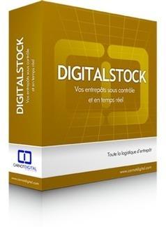 Gestion des entrepôts - Digitalstock | Solutions web | Scoop.it