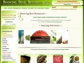 Bouncing Bear Botanicals Review – The Best Selection of Kratom and Ethnobotanicals | Kratom | Scoop.it