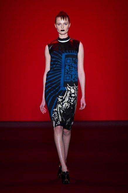 Fashion Week geek by Vivienne Tam | QRdressCode | Scoop.it