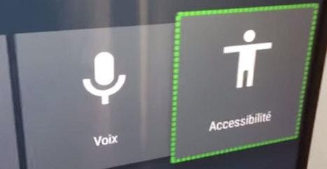 Comment un mal-voyant utilise une Freebox mini 4K | Libertés Numériques | Scoop.it