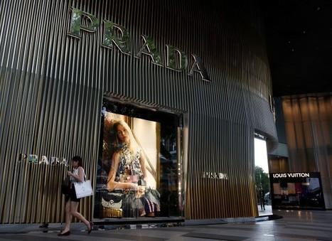 La Chine a pesé sur le bénéfice net de Prada | Herbovie | Scoop.it