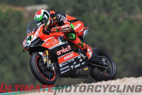 Portimao World SBK Qualifying - Ducati's Giugliano On Pole | Ductalk Ducati News | Scoop.it