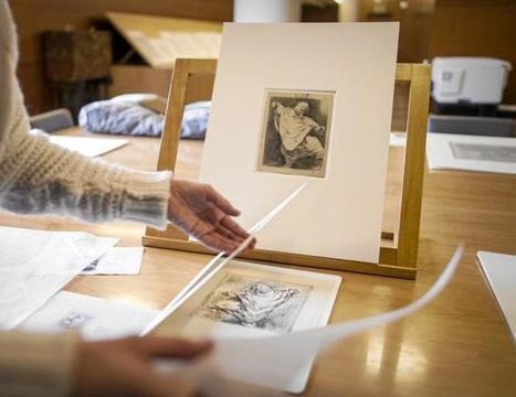 Una lección de dibujo en El Prado   Hecho a mano   Scoop.it