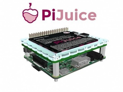 PiJuice: portable power for your Pi projects | Raspberry Pi | Scoop.it