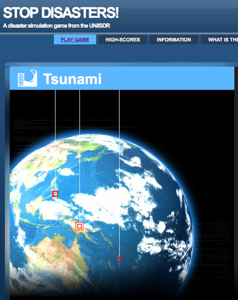 Stop Disasters! | Teaching and Technology | Scoop.it