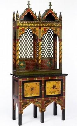 Victorian furniture styles - Victoria and Albert Museum   Victorian stuff   Scoop.it