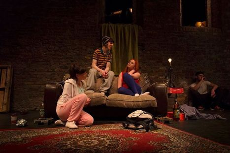 Cornerstones – Smock Alley Theatre – Review | The Irish Literary Times | Scoop.it