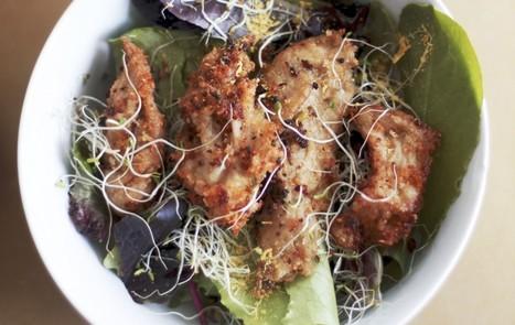 Crispy Seitan Fingers [Vegan] | My Vegan recipes | Scoop.it