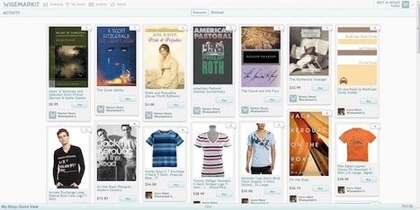 New Pinterest-Like Service To Curate Your Own Online Fashion Store: Wisemarkit | WEBOLUTION! | Scoop.it