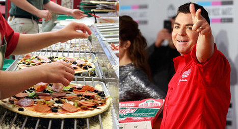 Papa John's: 'Obamacare' will raise pizza prices | More @SteveBeste | Scoop.it