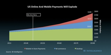 THE FUTURE OF PAYMENTS: 2014 [SLIDE DECK]   Financial services 21st century   Scoop.it