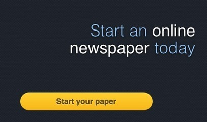 Create Your Own Newspaper Online with the New and Improved Paper.li   All Things Paper.li   Scoop.it
