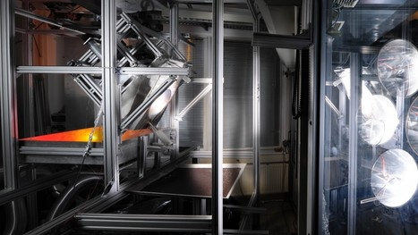 CentRec Receiver Stores Solar Energy in Ceramic Particles | IBIN Sustainable Energy News | Scoop.it