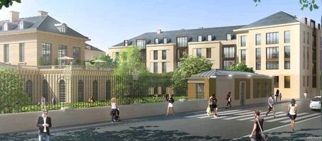 A Versailles, l'ex-hôpital Richaud est reconverti en ensemble immobilier d'envergure - OGIC | News Dentressangle Initiatives | Scoop.it