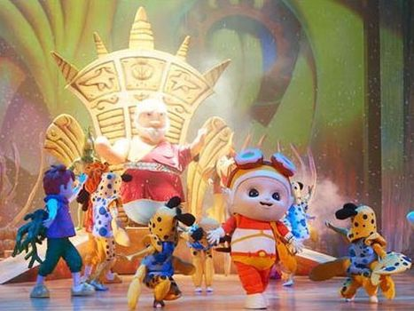 3-D fantasy musical aims to educate children on ocean conservation | Culture | FOCUS TAIWAN - CNA ENGLISH NEWS | All about water, the oceans, environmental issues | Scoop.it