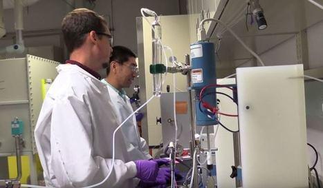 Ils découvrent par accident un moyen de transformer le CO² en éthanol ! - SciencePost | Chimie | Scoop.it