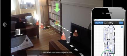 Créer facilement un plan d'appartement avec son iPhone | #VeilleDuJour | Scoop.it
