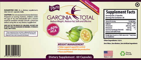 Garcinia Total Reviewed: Side Effects and Benefits Revealed | Garcinia Cambogia OZ Fruit | Garcinia Cambogia Reviews | Scoop.it