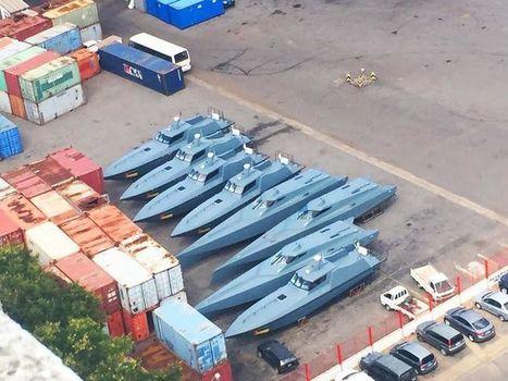 Au Mozambique, un nouvel emprunt caché pour acquérir des bateaux militaires | NOUVELLES D'AFRIQUE | Scoop.it