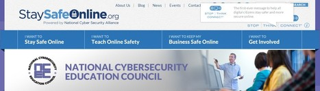 National Cyber Security Education Council (NCEC) | Social media and education | Scoop.it