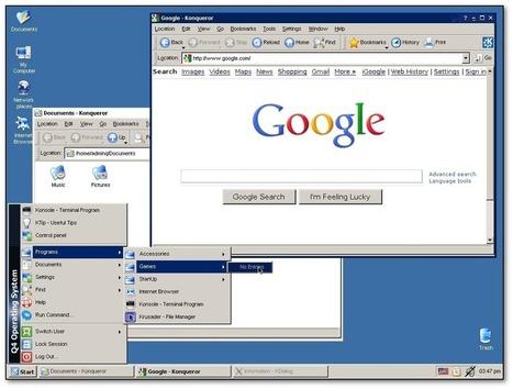 q4os – Une Debian / KDE (Trinity) à la sauce Windows XP, pour une transition en douceur – La vache libre | Astuces Linux | Scoop.it