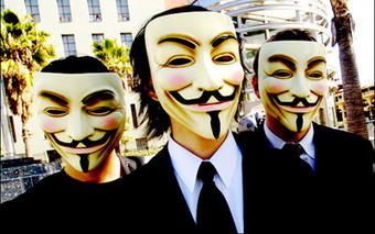 """Anonymous arrecada US$ 54 mil para plataforma de notícias de """"jornalismo cidadão""""   Jornalismo e Profissionais   Scoop.it"""