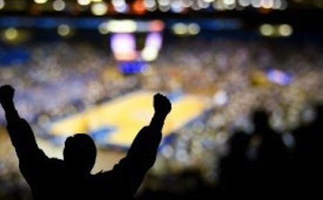 How Much Do Sports Fans Love Social Media? [INFOGRAPHIC] | Advertising | Scoop.it