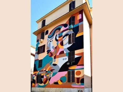 Street art in Rome | Il Sole 24 Ore | Art in Rome | Scoop.it