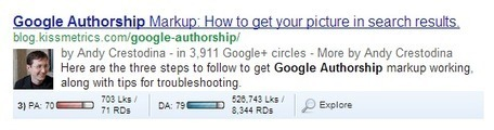 Using Google Author Rank and Authorship to Your Advantage | Content Isn't King. Trust is King | Scoop.it