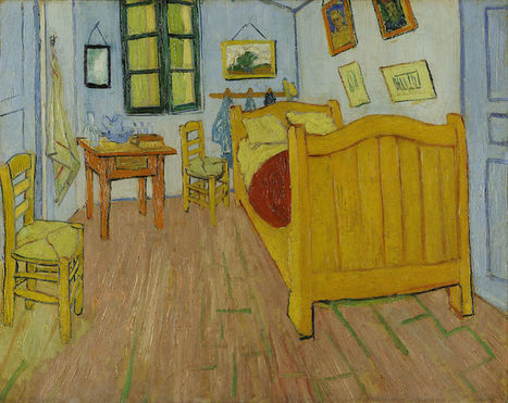 Study Links Van Gogh's Psyche to Color Palette - artnet News | Research in Education | Scoop.it