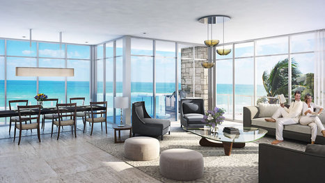 Sage Beach Hollywood, Florida | Oceanfront Condos | GARRTECH INVESTMENTS | Scoop.it