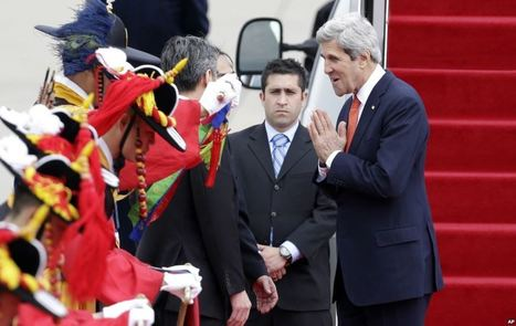US Senators urge Secretary of State John Kerry to make Tibet integral issue | Tibet Central | Scoop.it