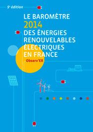 Le baromètre des énergies renouvelables électriques en France | Electron libre | Scoop.it
