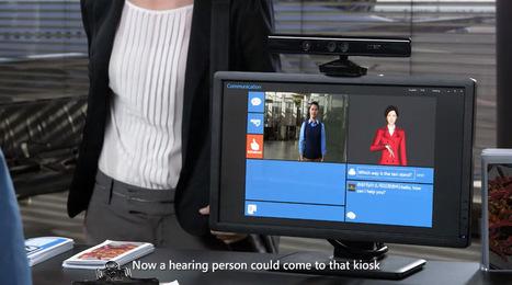 10 Creative And Innovative Uses Of Microsoft Kinect   Cabinet de curiosités numériques   Scoop.it