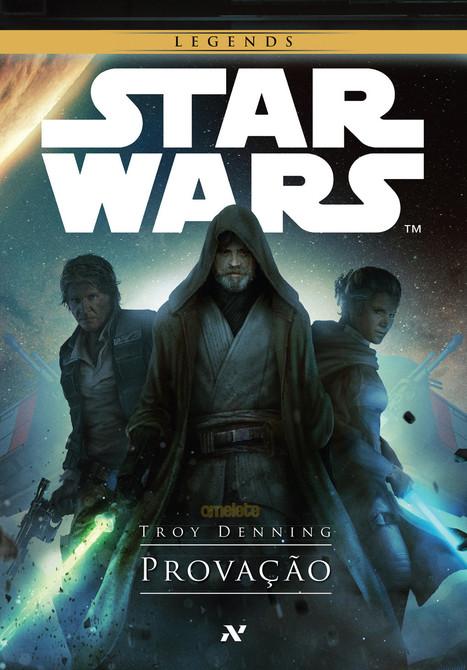 Divulgada a capa de mais um livro do universo de Star Wars - E O MUNDO TERMINOU EM LIVROS | Ficção científica literária | Scoop.it
