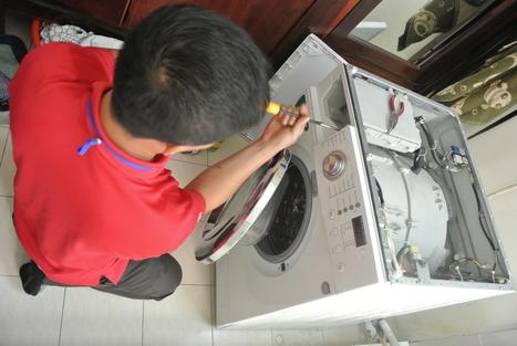 Hướng dẫn tự kiểm tra và khắc phục các sự cố máy giặt đơn giản tại nhà   phieubat34   Scoop.it
