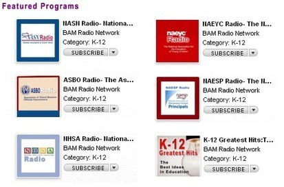 The BAM! Radio Network - The best ideas in Education! | News round the Globe especially unacceptable behaviour | Scoop.it