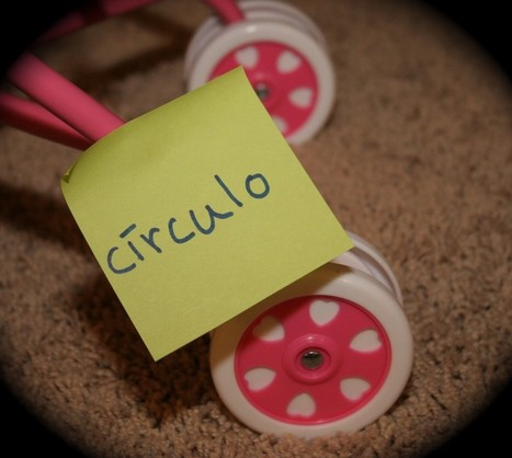 40 Ways to Use Sticky Notes to Teach Kids Spanish » Spanish Playground | Preschool Spanish | Scoop.it